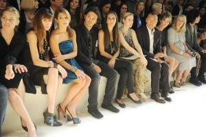 Front Row Fashion Week