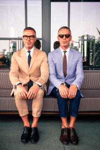 Dean & Dan The perfect Twins for Dsquared2