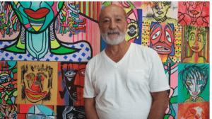 A la rencontre d'un artiste contemporain hors normes, Alain Added / DR
