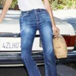 3 jeans femme pour allonger votre silhouette / DR